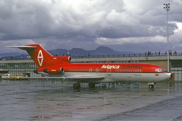 Атака наркокартеля на Avianca (1989)
