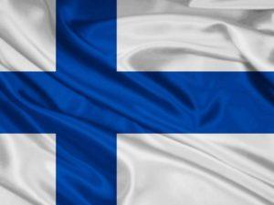 Финский флаг