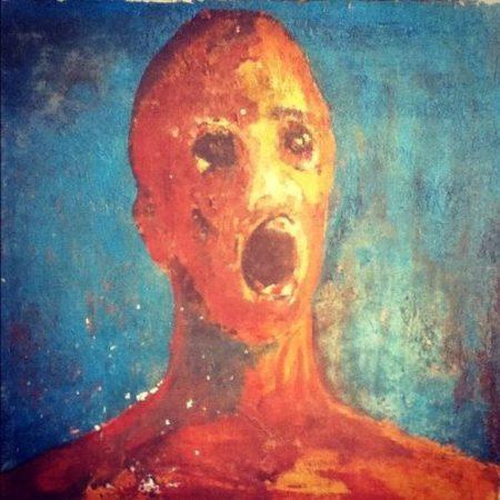 Картина «Страдающий человек»