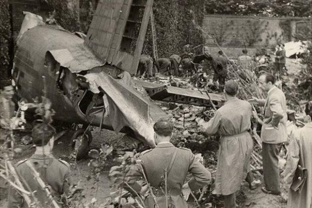Катастрофа в Суперга (1949)