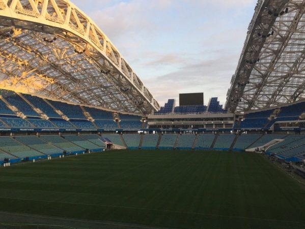 Стадионы ЧМ 2018