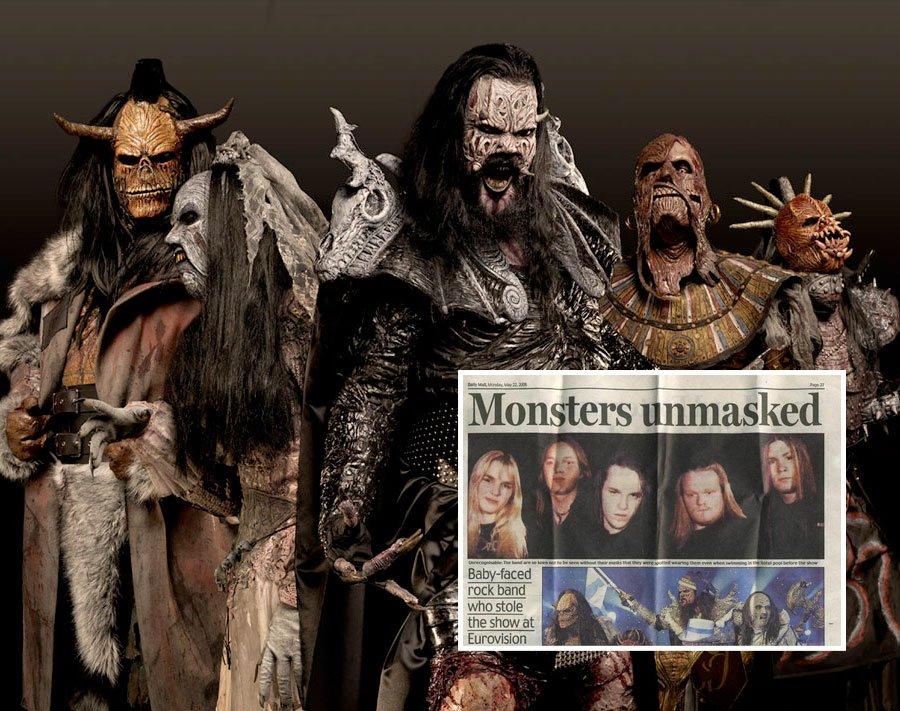 10 известных групп и исполнителей, которых вы привыкли видеть в гриме или маске, без них