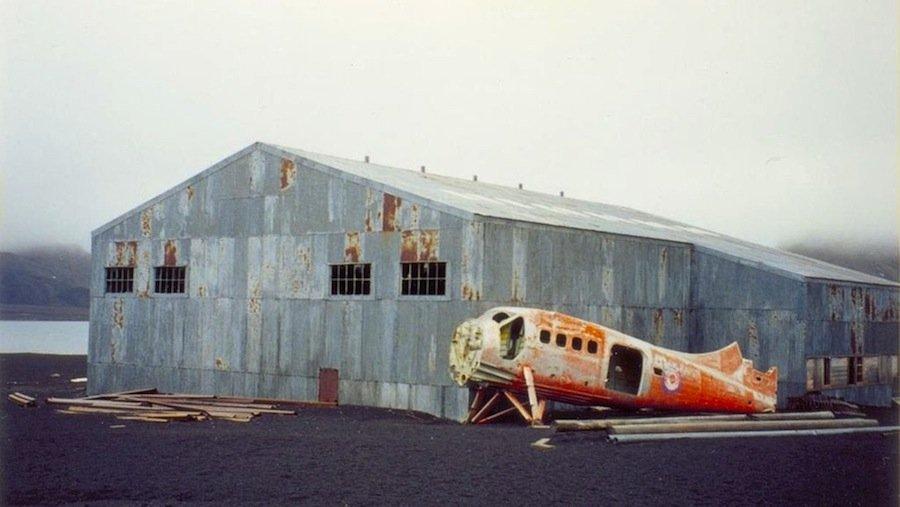 8 заброшенных антарктических баз, сохранившихся по сей день