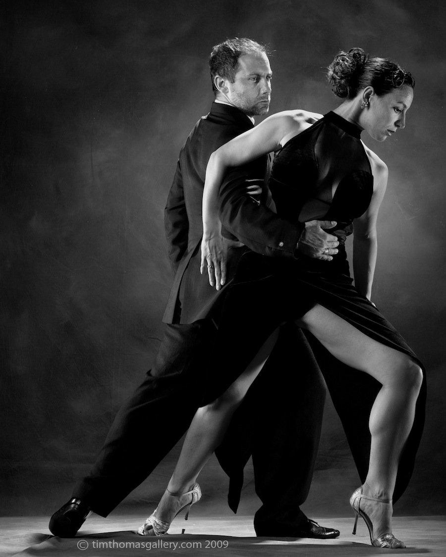 Сексуальный аргентинский танец