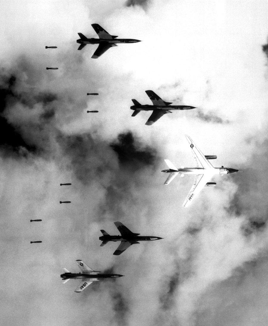 6 самых страшных случаев применения химического оружия в истории