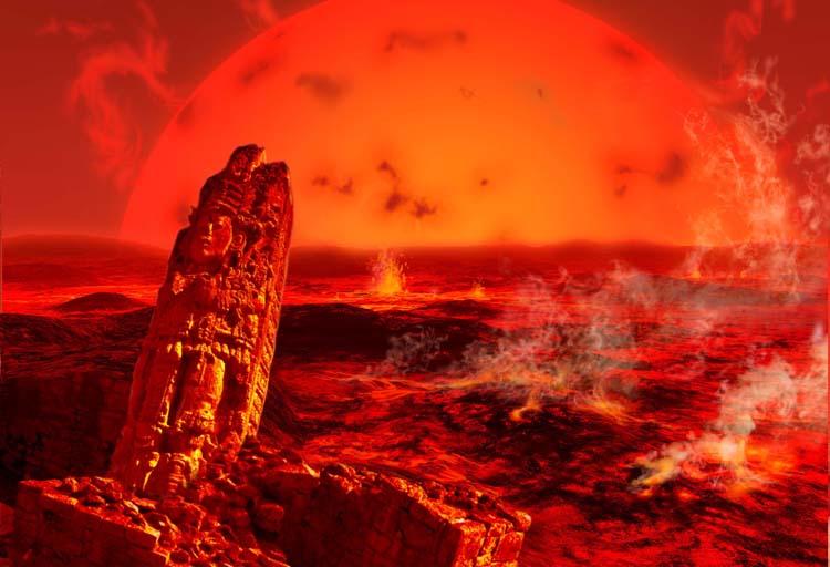 8 этапов, через которые пройдёт Солнце, перед тем, как погибнуть, и как это будет присходить