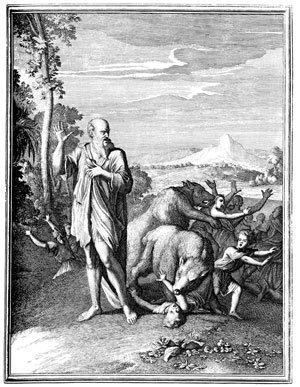 10 библейских персонажей, совершавших довольно странные поступки с точки зрения христианской морали
