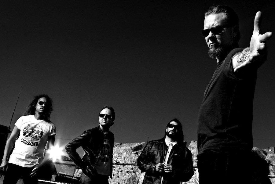 «Enter Sandman» Металлики и ещё 9 лучших гитарных риффов всех времён по версии «Total Guitar»