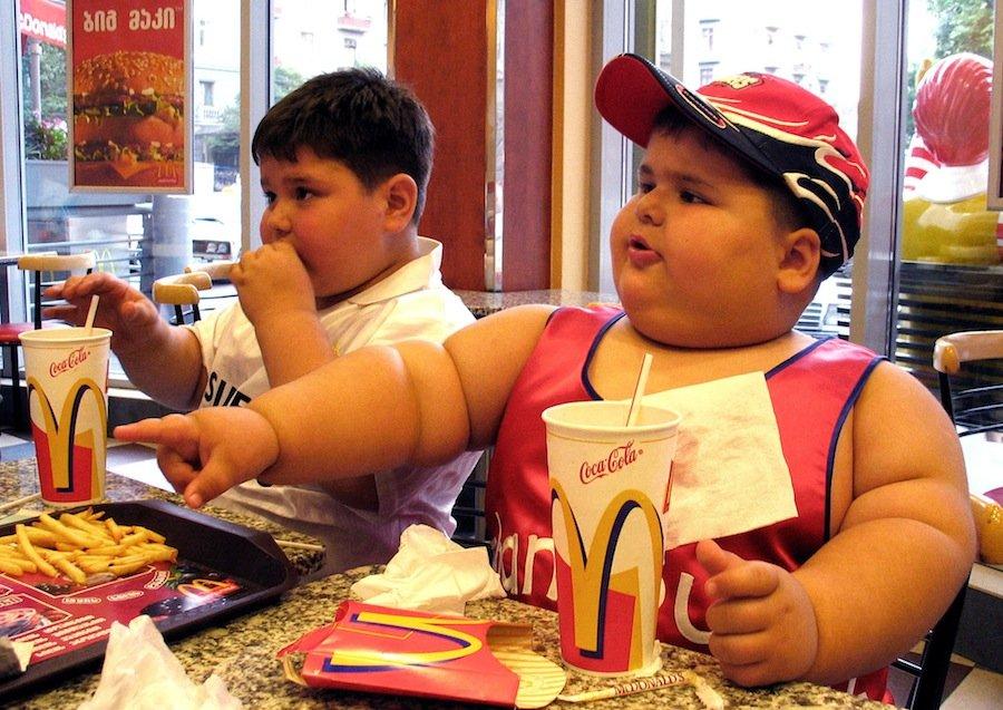5 самых «толстых» стран мира