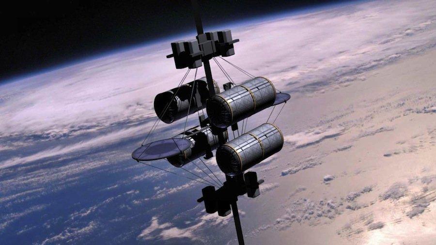 Космический лифт, умный дом, интернет-дирижабли и ещё 7 сногсшибательных проектов Google