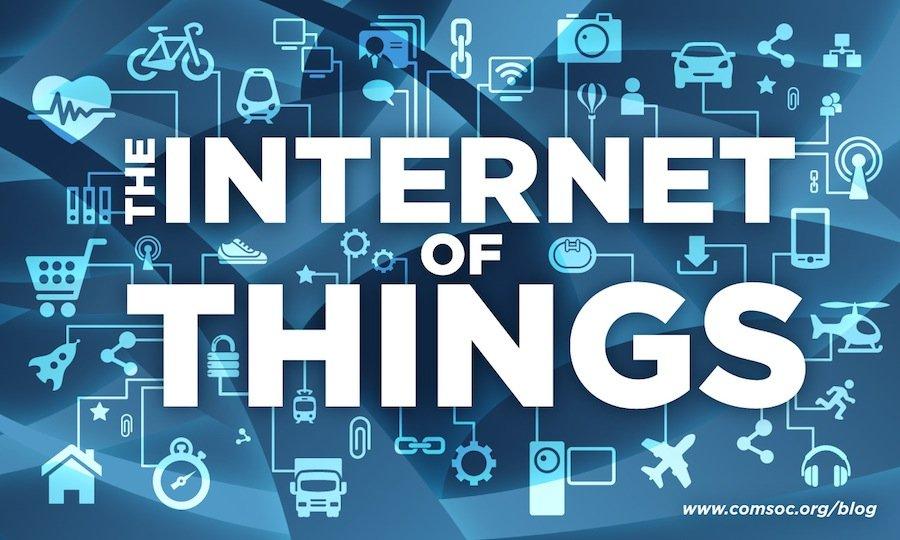 8 будущих функций «интернета вещей» — сети, связывающей между собой неодушевлённые предметы