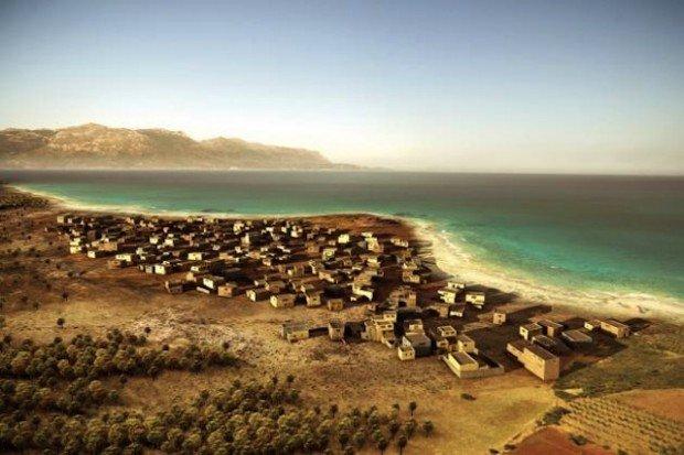 12 некогда величественных городов, ныне поглощённых морем