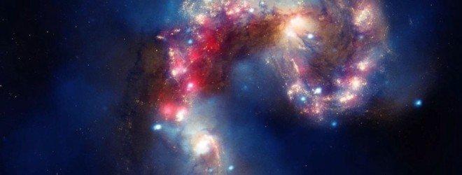 10 умопомрачительных фотографий, сделанных при помощи телескопа «Спитцер»