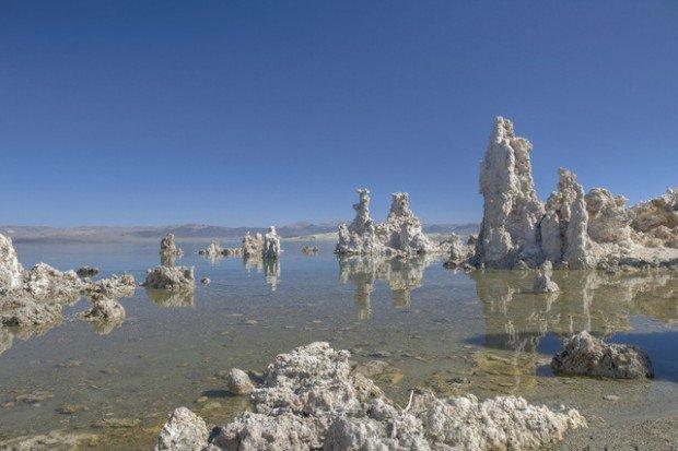 14 уникальных природных ландшафтов, похожих на произведения искусства