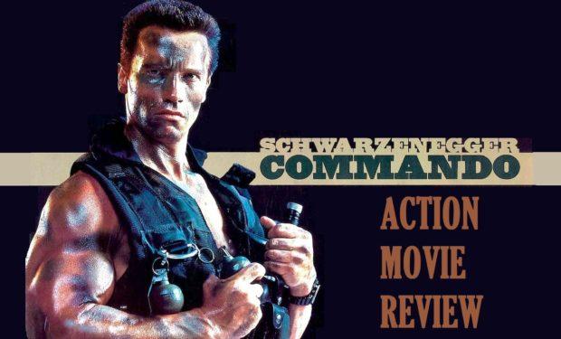 «Commando», 1985