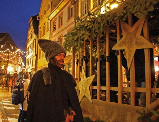 9 мифических существ, способных своим появлением испортить Рождество