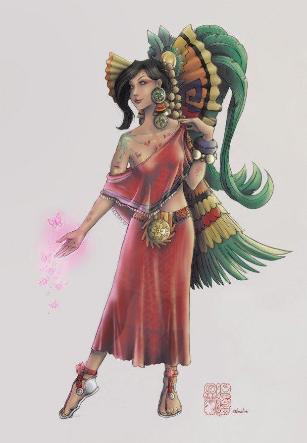 10 богов любви и страсти разных народов мира
