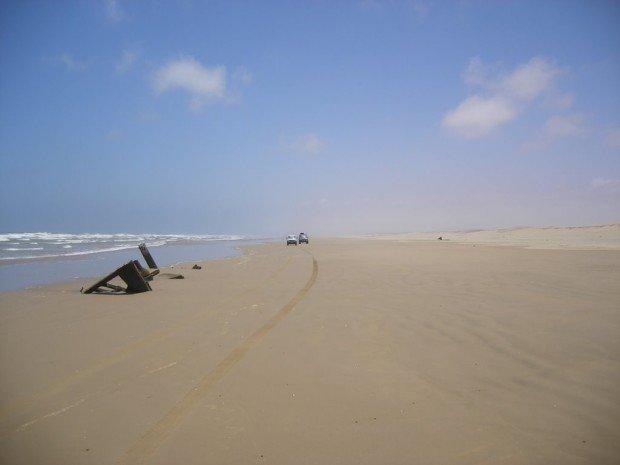 7 самых тихих и уединённых пляжей мира