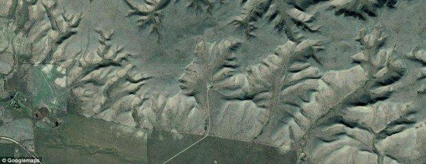 13 самых интересных фигур на Земле, которые можно увидеть только с воздуха