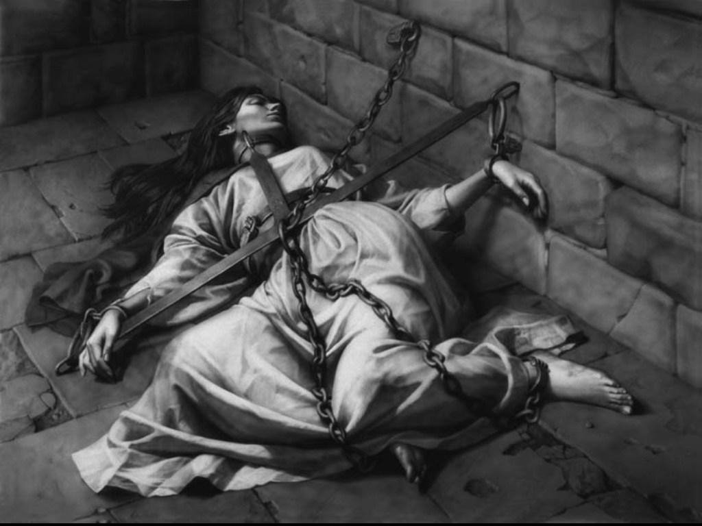 Секс с ведьмами в средние века
