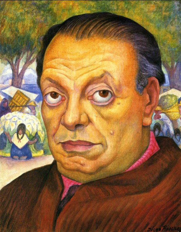 22селфи, сделанных легендарными мастерами живописи задолго до появления Инстаграма