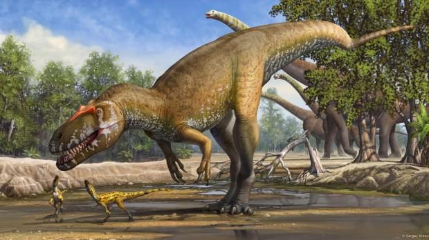 10 видов динозавров, открытых совсем недавно