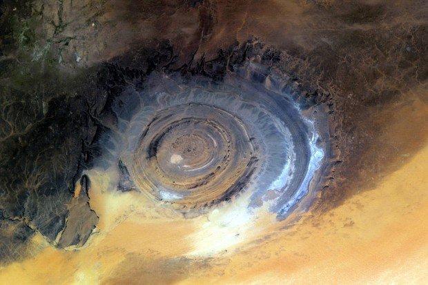 10 самых потрясающих «космических» пейзажей на Земле
