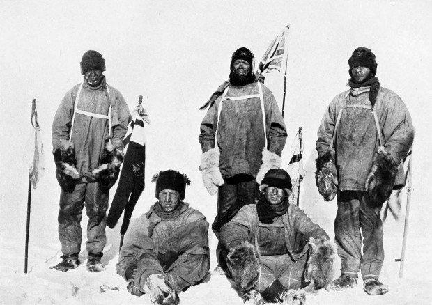 Экспедиция Роберта Скотта