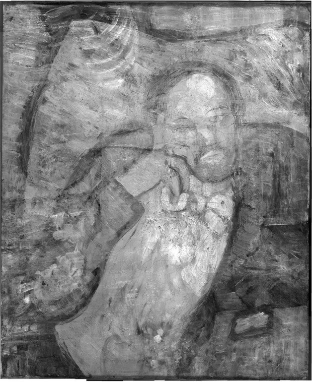 Art Picasso Hidden Painting