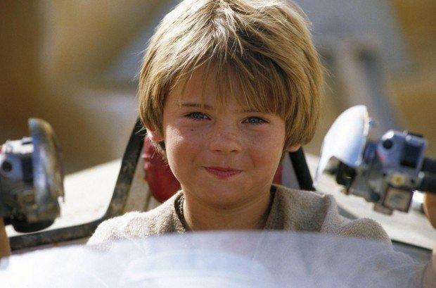 Джейк Ллойд в роли Энакина Скайуокера / © www.movpins.com