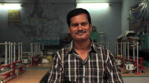 Аруначалам Муруганантам / © www.youtube.com