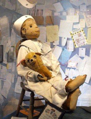 Кукла Роберт / © Wikimedia