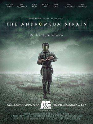 Постер «Штамма Андромеды»