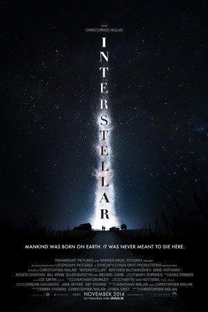 Постер «Интерстеллара»