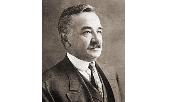 Основатель шоколадной фабрики Hershey's Chocolate Мильтон Хэрши