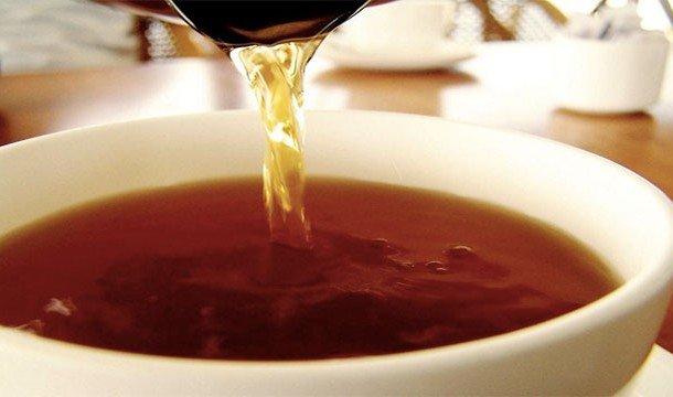 Китайский чёрный чай