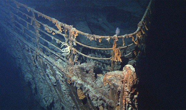Останки «Титаника»