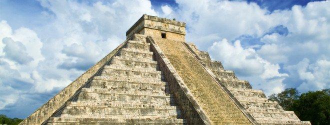 Пирамида Майа