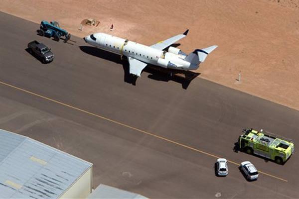 Самолёт Bombardier CRJ200