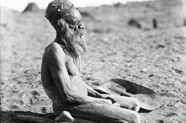 Абориген Австралии
