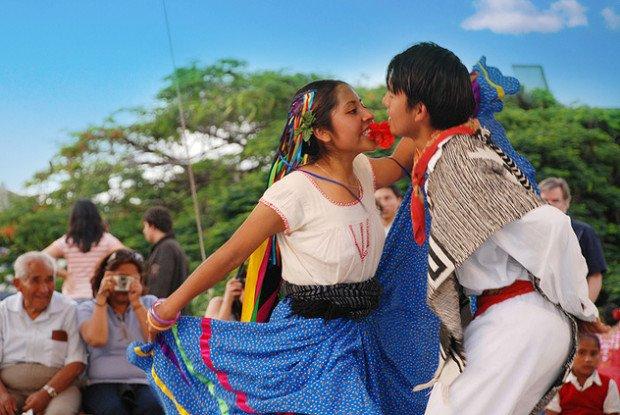Носители языка чалкатонго