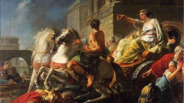 Сервий Туллий, царь Рима