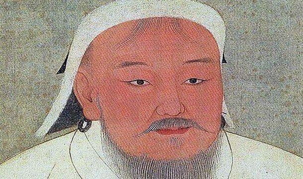 Портрет Чингисхана