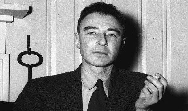 Джулиус Роберт Оппенгеймер, физик