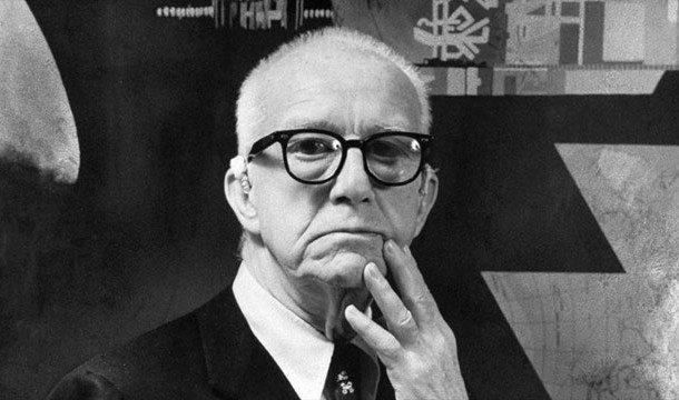 Ричард Бакминстер Фуллер, архитектор