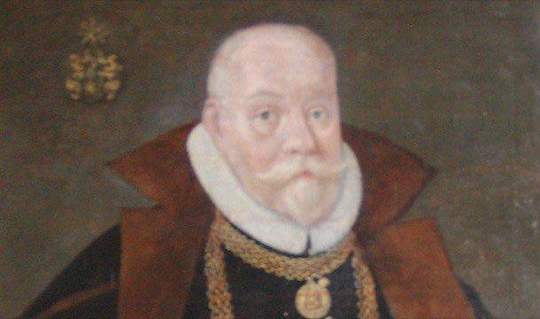 Тихо Браге, датский астроном