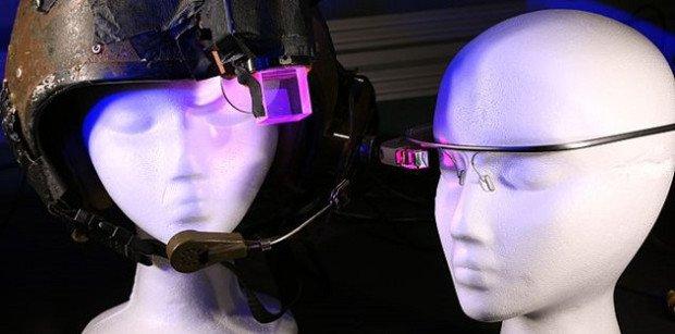 Компьютер в очках