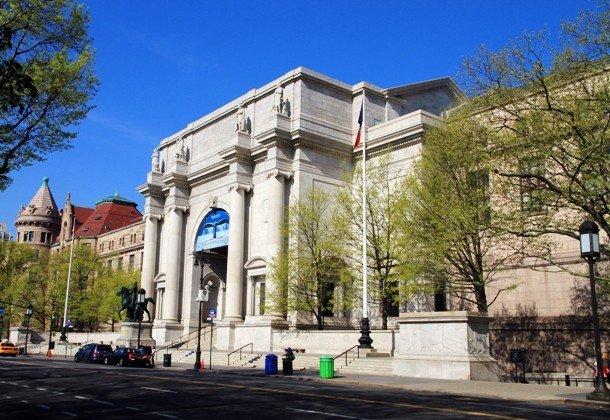 Здание музея естественной истории, Нью-Йорк