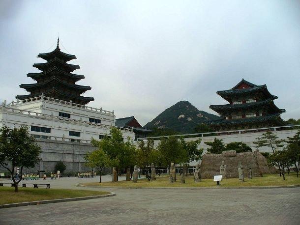 Здание национального музея Кореи, Сеул