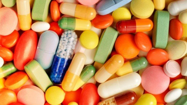 Капсулы с плацебо